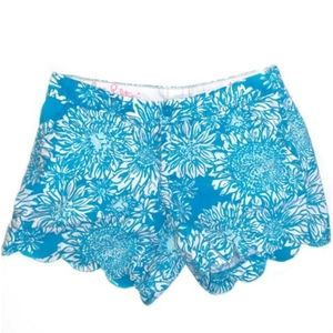 Lilly Pulitzer Buttercup Shorts Lion in the Sun